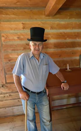 Vasyl Gerega visit 2015